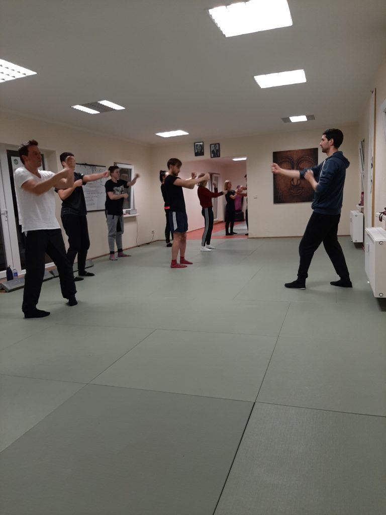 Wing Chun lernen