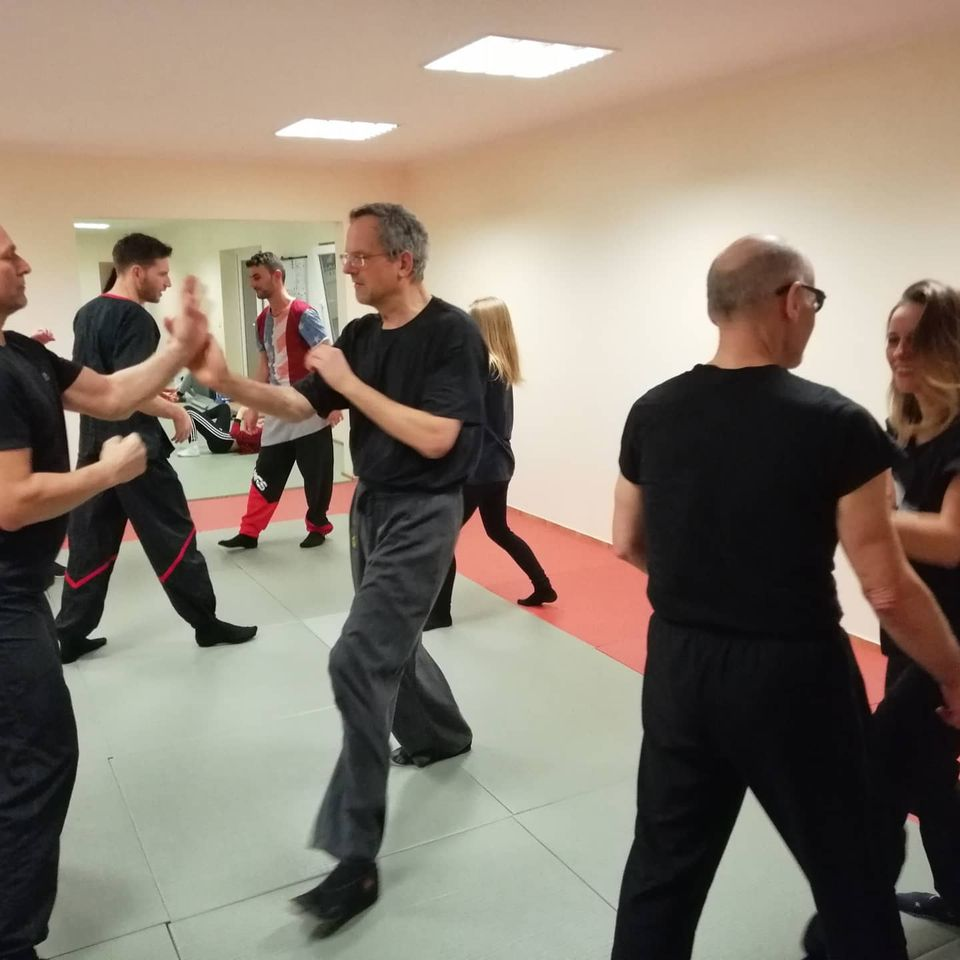 Selbstverteidigung Training
