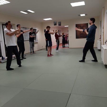 Wing Chun lernen Berlin
